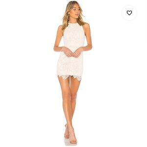 🎉HOST PICK🎉 Revolve / Superdown White Lace Dress